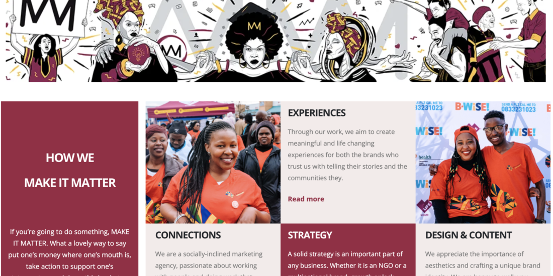 Kwambele Social Marketing